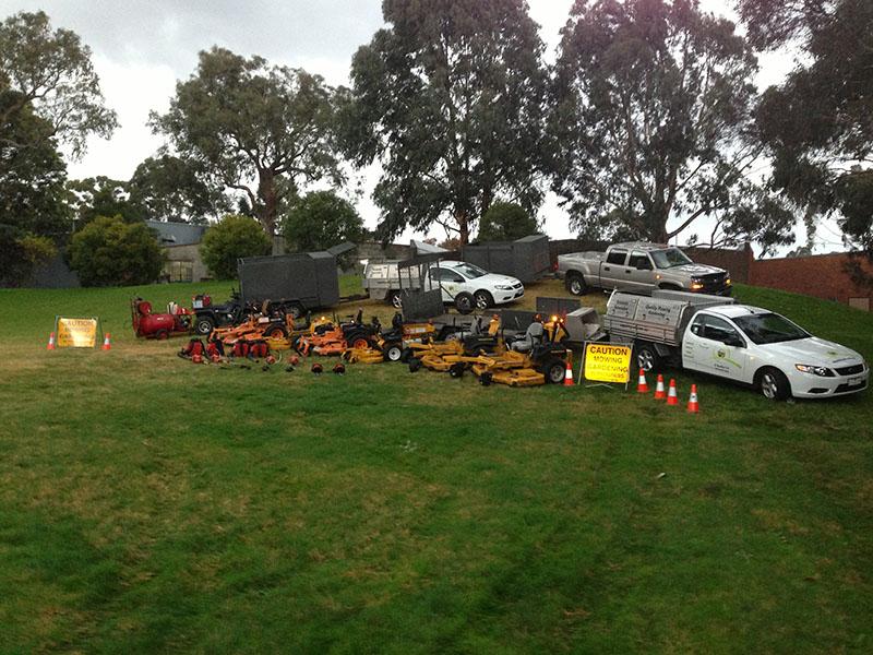 Garden Maintenance Services Melbourne